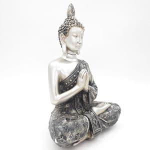 Thaise meditatie Boeddha B 20 cm.