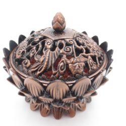 Tibetaanse Wierookbrander Lotus korrelwierook smudge salie