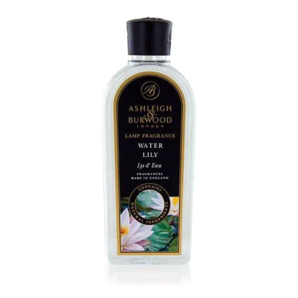 Water Lily 250ml Lamp Oil - Geurolie