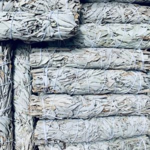 Witte Salie Smudge Sticks Groot
