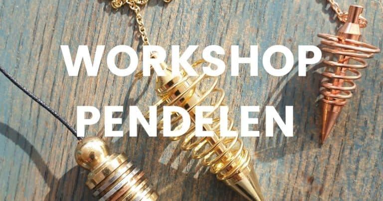 Workshop pendelen