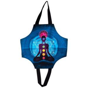 Yogatas hexagon wrap 7 chakra's
