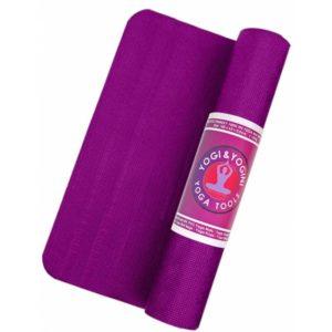 Yogi & Yogini yogamat violet