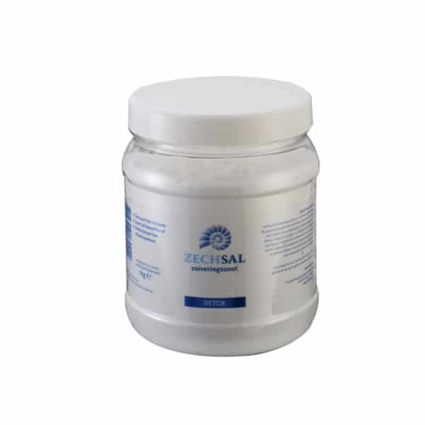Zechsal zuiveringszout 1 kg Pure natriumbicarbonaat