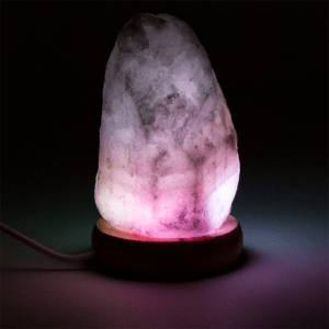 Zoutlampje Mini Mood USB + LED